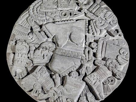 Расчлененная Койольшауки. Уникальный памятник, найденный 43 года назад