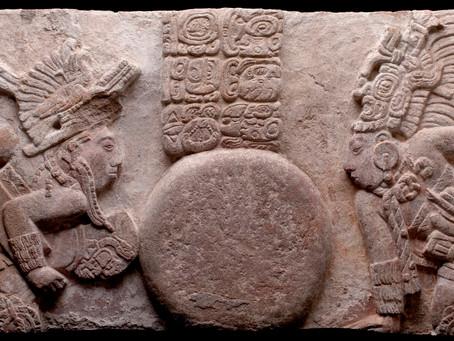 Мезоамериканская игра в мяч