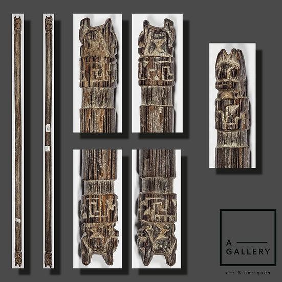 Элемент ткацкого станка, культура Чиму (1100-1400 гг. н.э.)
