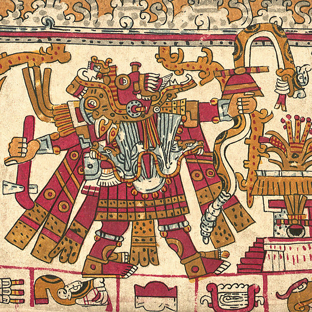 Фрагмент кодекса Ватиканус B. Коллекция Bibliotheca Apostolica Vaticana.