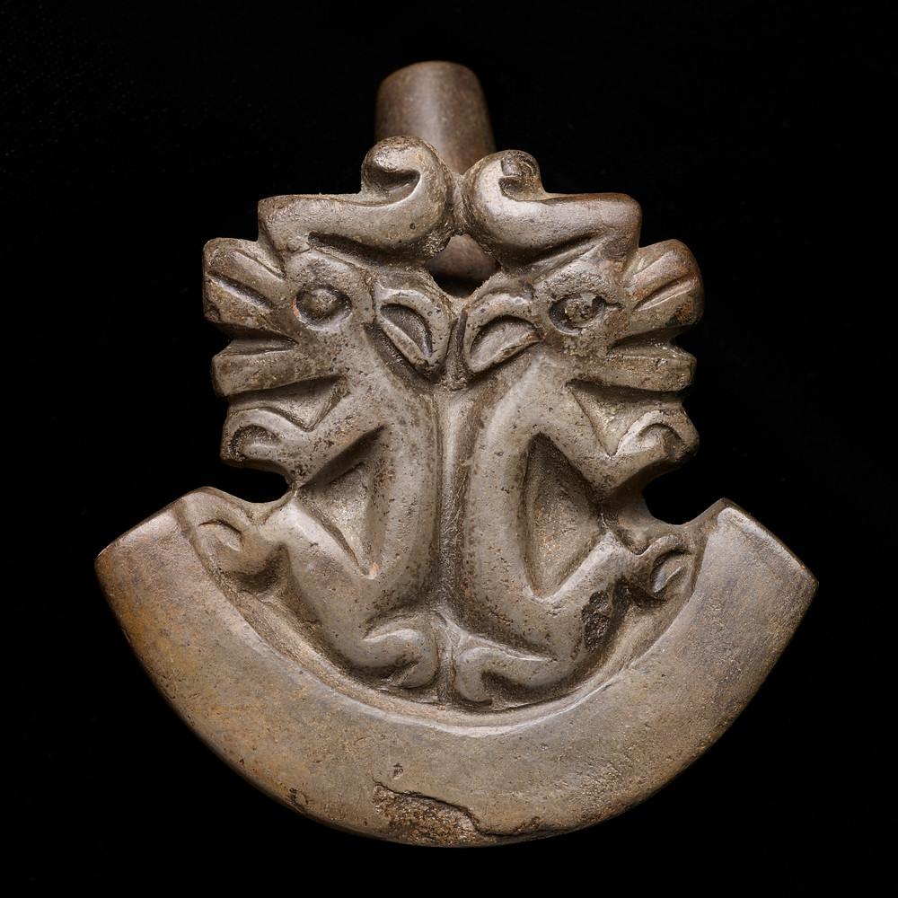 Свисток. Моче, 200-500 гг. н.э. Коллекция Dallas Museum of Art.