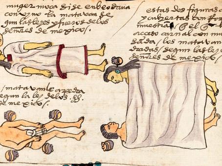 Последствия супружеской неверности у ацтеков