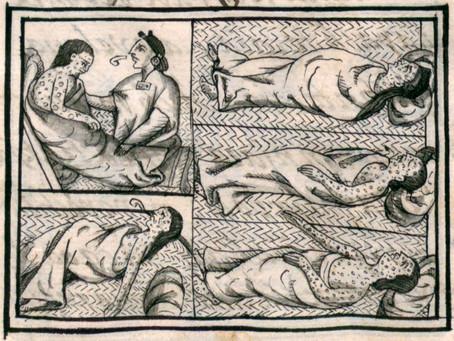 Эпидемия 1520 года, не оставившая ацтекам ни единого шанса в войне против испанцев