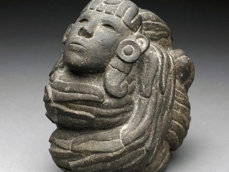 О первых богах и сотворении земли и неба. Мифология ацтеков