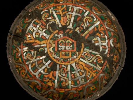 Шедевры индейского искусства: Значение cцены сбора раковин