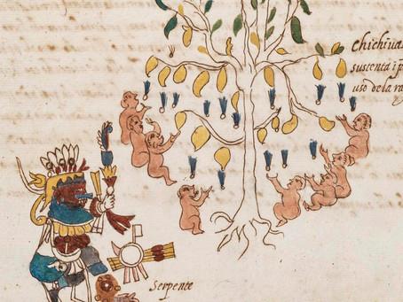 Куда попадали дети ацтеков после смерти