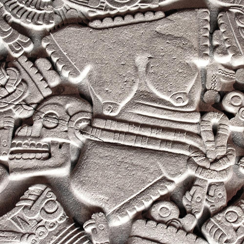 Редактировать галерею  Камень Койольшауки. Ацтеки, примерно 1473 г. н.э. Коллекция Museo del Templo Mayor, Mexico. Dennis Jarvis, 2007.
