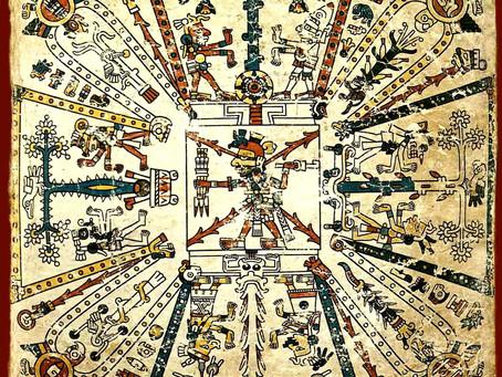 Мировое древо и пять частей света. Кодекс Фейервари-Майера