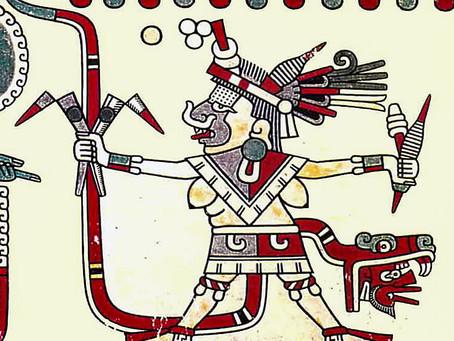 Соблазнительная Тласольтеотль: связь ацтекской богини с грязью, мусором и грехом