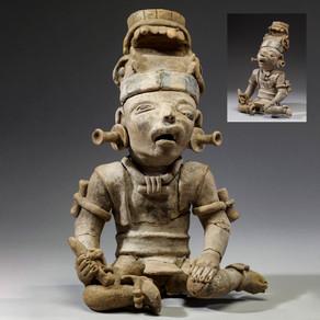 Индейцы ремохадас: глина вместо камня, и скульптуры, которые создавали, чтобы разбить