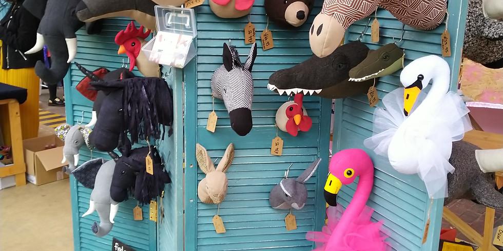Attenborough Arts Centre Craft & Art Fair