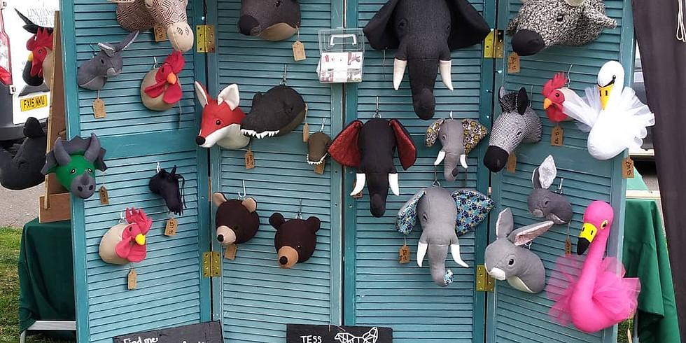 Thoresby Park Craft Fair