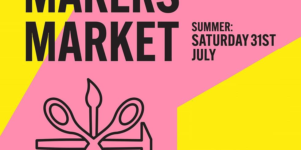 Summer makers market