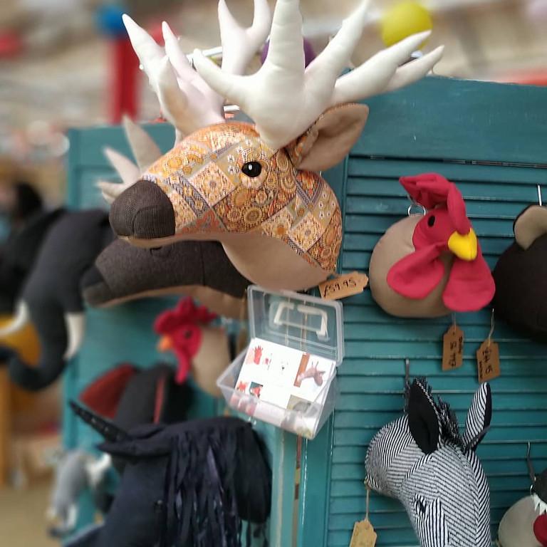 Leicester Guildhall Christmas Craft Fair 2021 Saturday