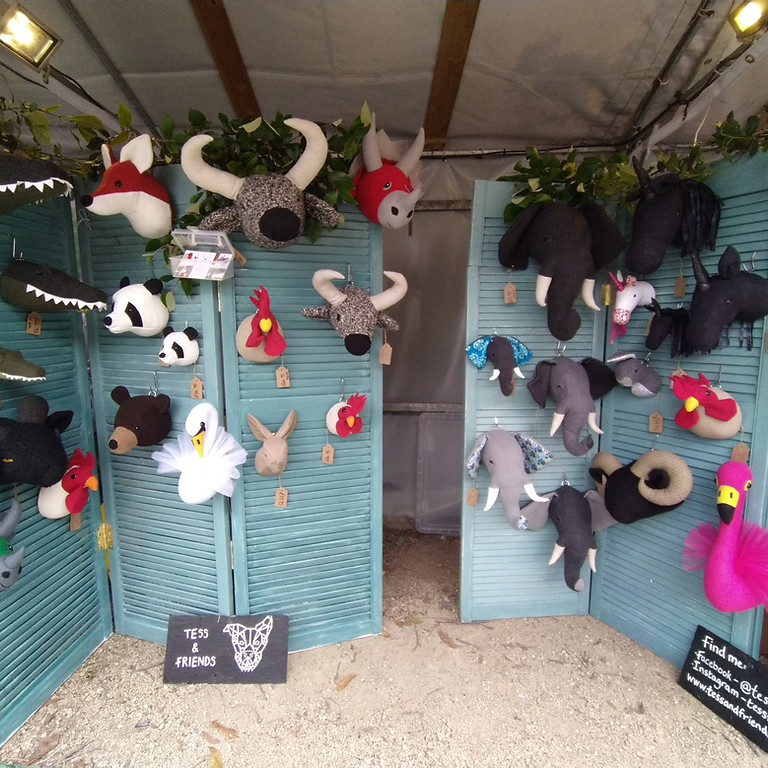 Christmas market - Lamport Hall - Saturday