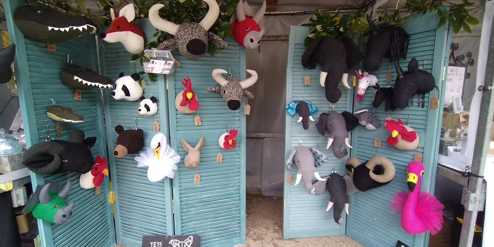 Christmas market - Lamport Hall - Sunday