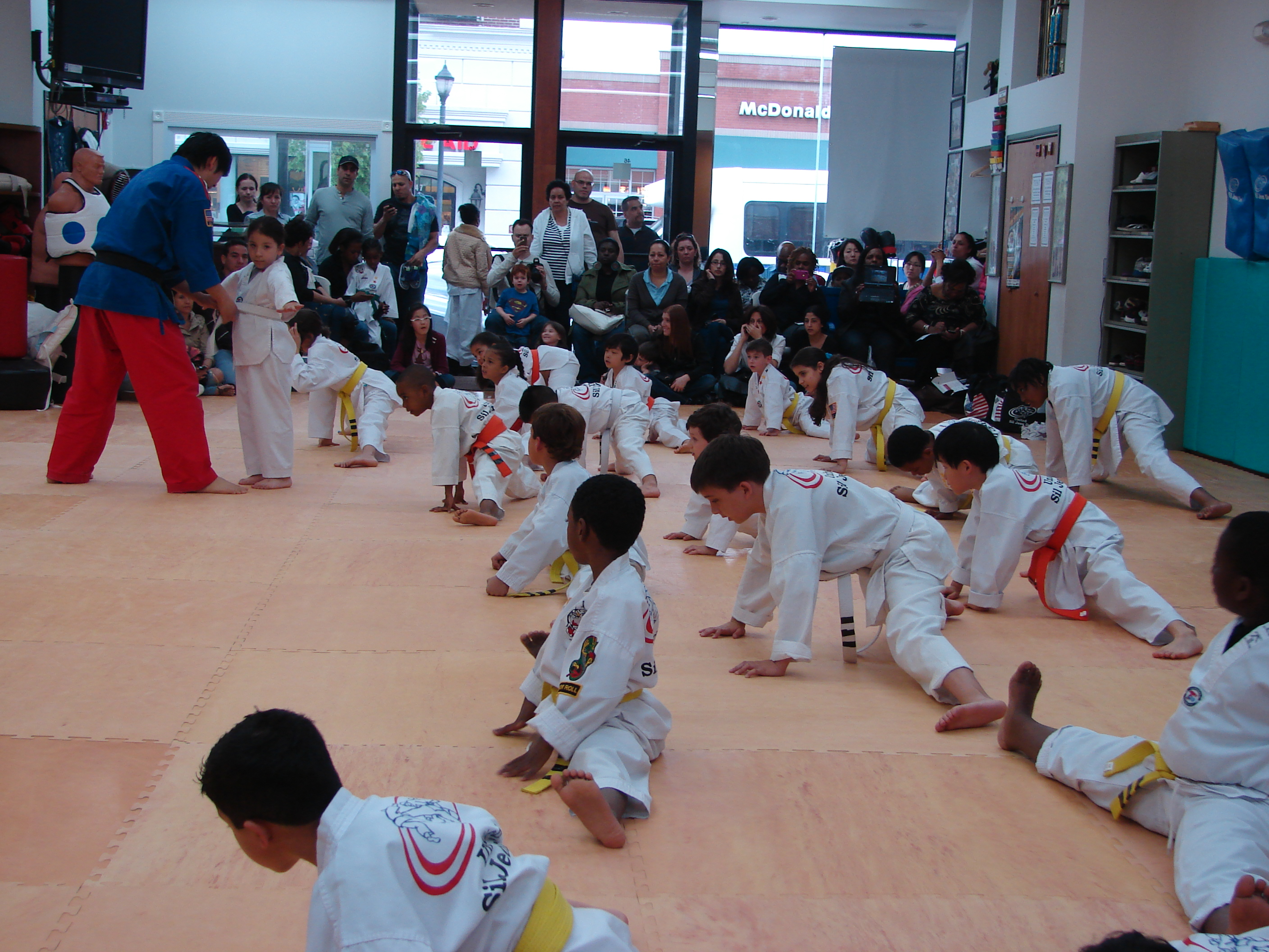 little dragons taekwondo