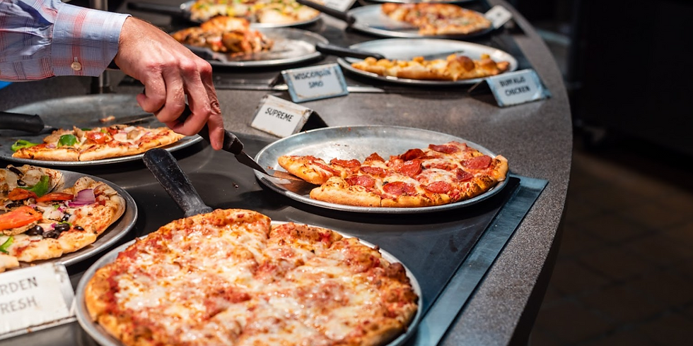 Pizza Crafters Fundraiser (2020-02-20)