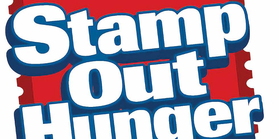 Stamp Out Hunger - Food Drive