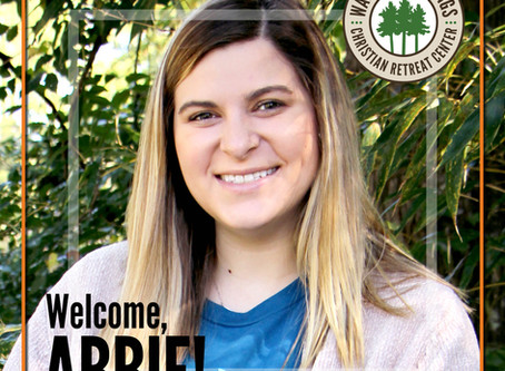Welcome, Abbie!