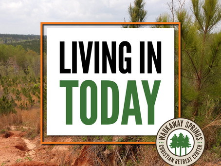 Living in Today