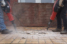 floor-asphalt-construction-material-demo