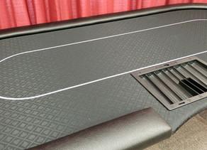 2020年6月にMXテレビ番組内にBUGSYのポーカーテーブルが登場します!【20/03/12】