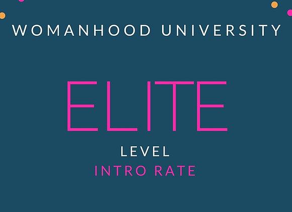 4-Week Online Womanhood Course (2 installments)