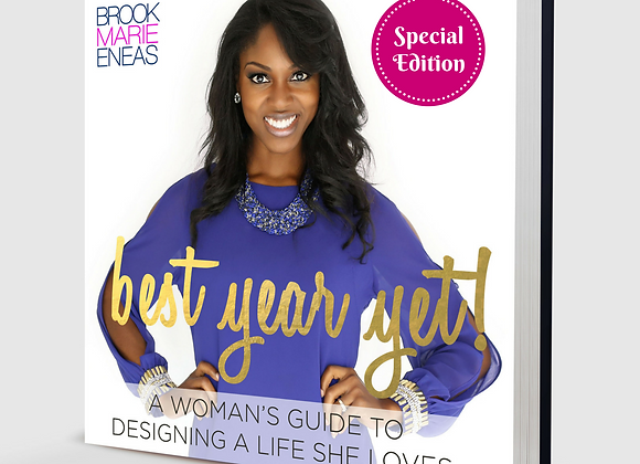 Best Year Yet Design Guide