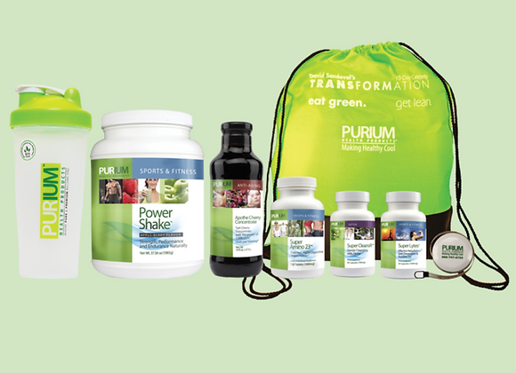 Purium 10 Day Transformation Cleanse