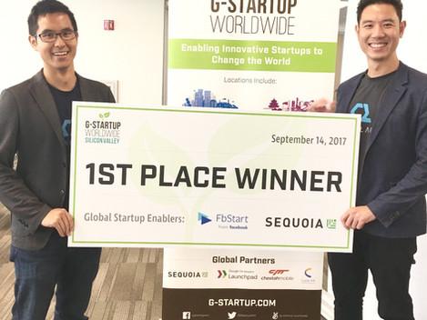 家庭用ロボットのOhmniLabsがG-STARTUPシリコンバレーピッチで優勝