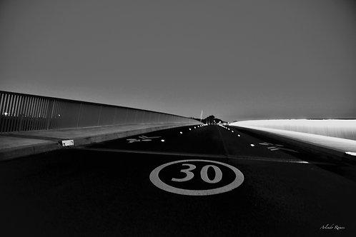 Photo Noir & Blanc 90 x 60 cm série limitée à 57 exempla