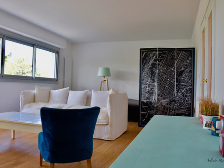 Location Appartement La Baule Escoublac :          Photographe Architecture Immobilier Arlindo Ramos