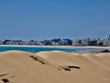 Déconfinement les plages de La Baule Pornichet ouvrent ce matin mercredi 13 Mai de 8h00 à 21h00.