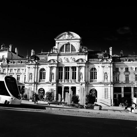 Le Grand Théâtre d'Angers Place du Ralliement Angers