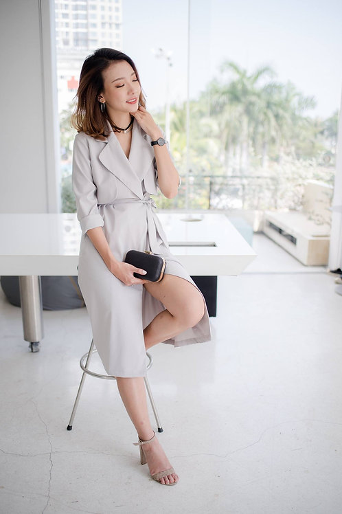 Classic Trench - Grey