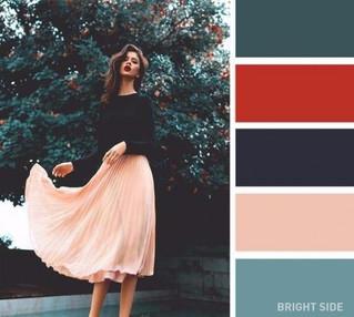 25 công thức kết hợp màu sắc để mặc đẹp không phải nghĩ