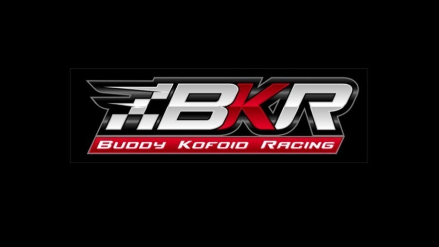 Buddy Kofoid Racing Decal