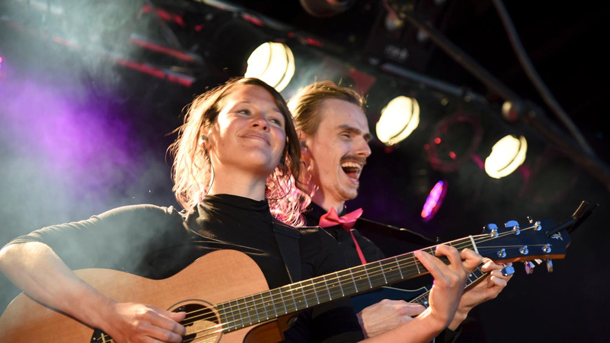 BEIST Simen og Ragnhild