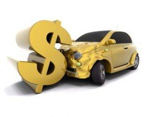 El valor del vehículo se pierde, al igual que el crédito