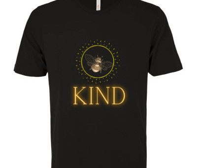 Bee Kind 3 Tee (coming alive)