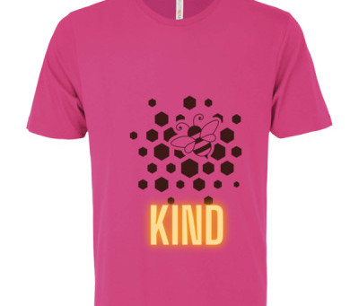 The New Bee Kind 1 Tee