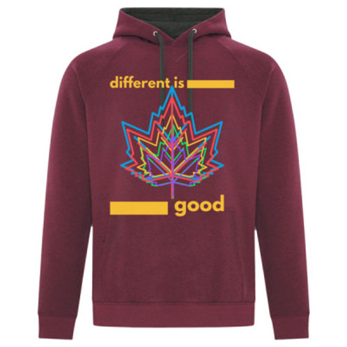 Different Is Good III Hoodie