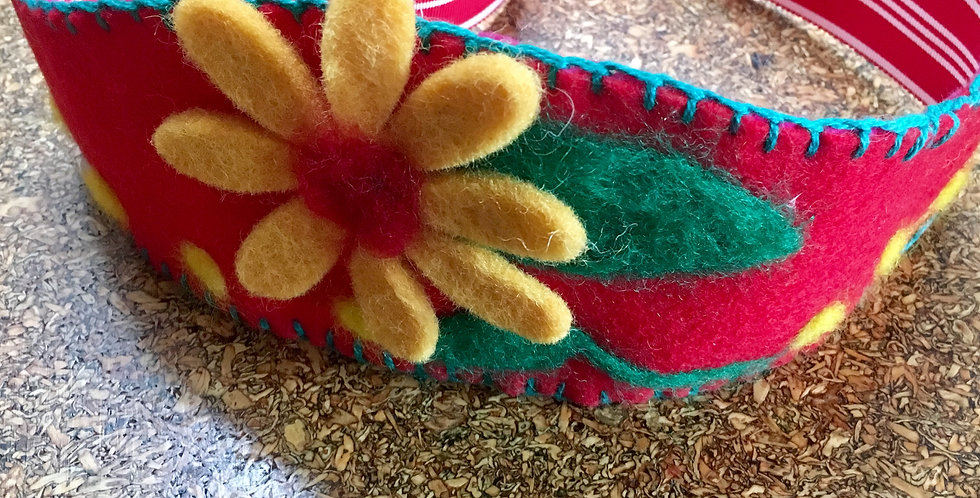 Dress-Up Felted Crowns