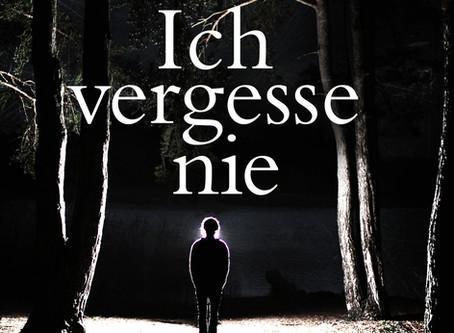 Cover Reveal - Ich vergesse nie
