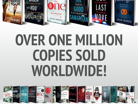 One Million Sales!