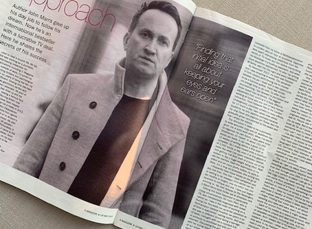 S Magazine article