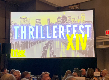 The International Thriller Awards