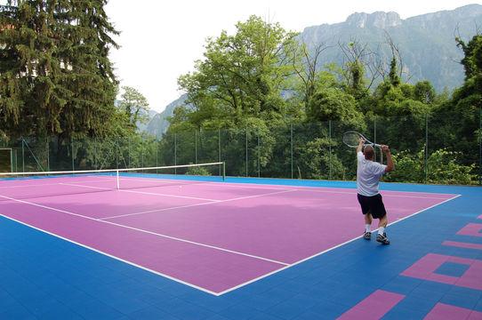 Gripper - Sport Court Tiles