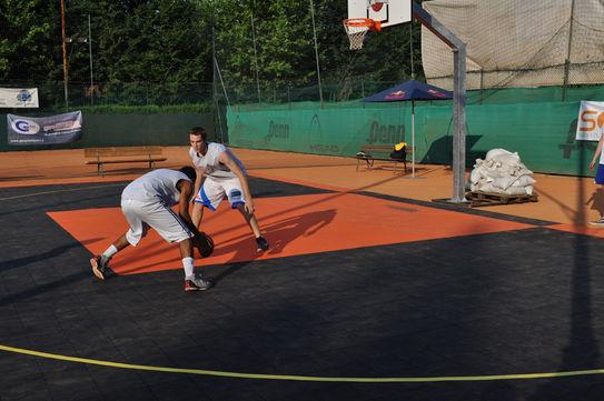 Gripper Sport Court Tiles